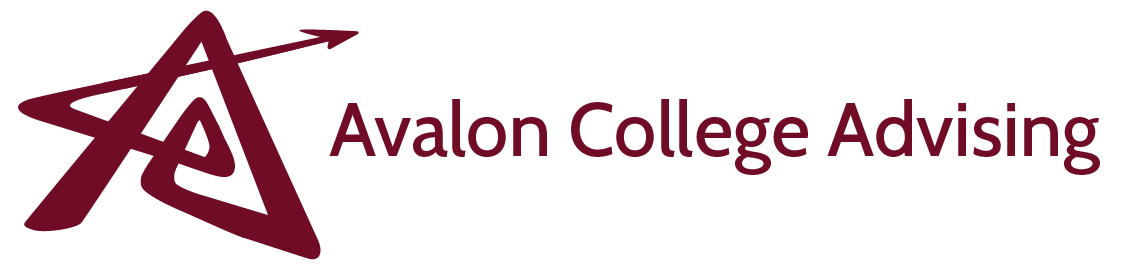 Avalon College Advising